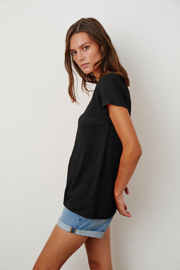 TILLY ORIGINAL SLUB CREW NECK TEE