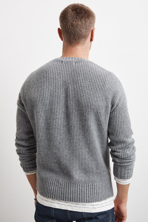 VANDER VELVET SOFT SWEATER