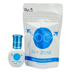 Sky Zone Glue Bottle & Pouch