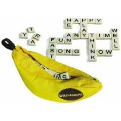 Bananagrams Classic Crossword Spelling Game
