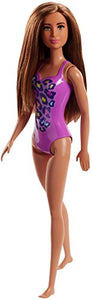 Barbie Beach Doll - Cheetah Print