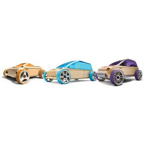 Automoblox A9/M9/X9-X Three Pack Mini (53102)
