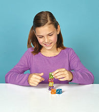 BLUE ORANGE GAMES Dice Stack Stacking Dice Game for Kids
