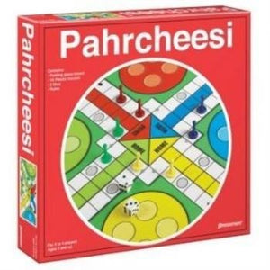 Pahrcheesi by Pressman Toy