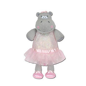Stephen Joseph Silly Sacs Dancing Hippo Backpack