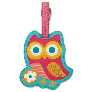 Stephen Joseph toys Luggage Owl Tags by Stephen Joseph