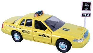 Daron New York City Taxi Set by Daron