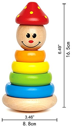 Clown Stacker By Hape