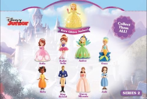 Just Play Sofia The First Blind Bag Collectible Mini Figures - Series 2
