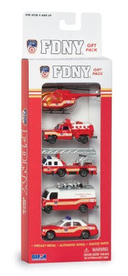 Daron FDNY Vehicle Gift Set, 5-Piece by Daron