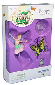 'My Fairy Garden' Fairy & Friends Playset (Bluebelle & Squeaks)