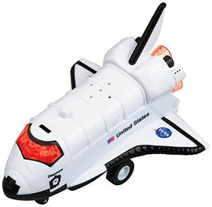 Daron Space Shuttle Pullback Discovery Toy