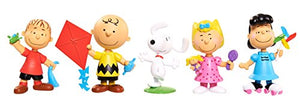Peanuts Toy Figure (Pack of 5)