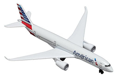 Daron Worldwide Trading American A350 Single Plane Airline