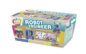 LearningLAB Kids First Robot Engineer Kit