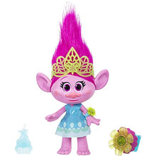 DreamWorks Trolls Hug Time Poppy, Lghts Up with Music, Multicolor