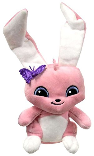 Animal Jam Pink Bunny Plush