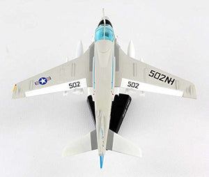 Daron Postage Stamp PS5381-2 Grumman A-6E Intruder VA-52 Knight Riders 1:140 Scale Diecast Display Model With Stand