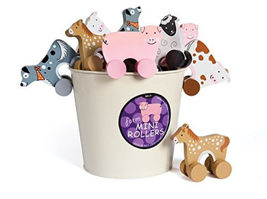 Jack Rabbit Creations Farm Animals Roller - Assorted Animals