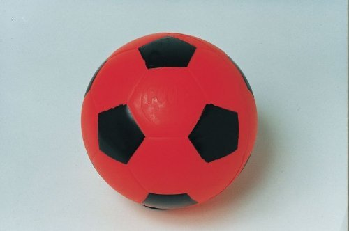 Poof 4 inch Mini Soccerball, Assorted Colors