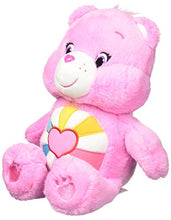 Care Bears (w/o Dvd) Hopeful Heart Plush, Medium