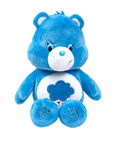 Just Play, Care Bears Grumpy Bear Bean Plush