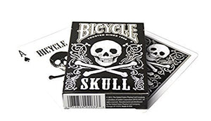 Bicycle Skull Playing Cards (4-Pack)