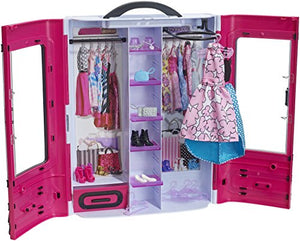 Barbie Fashionistas Ultimate Closet, Pink