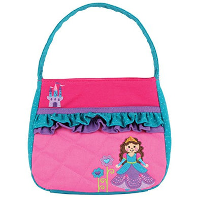 Stephen Joseph Quilted Purse, Princess