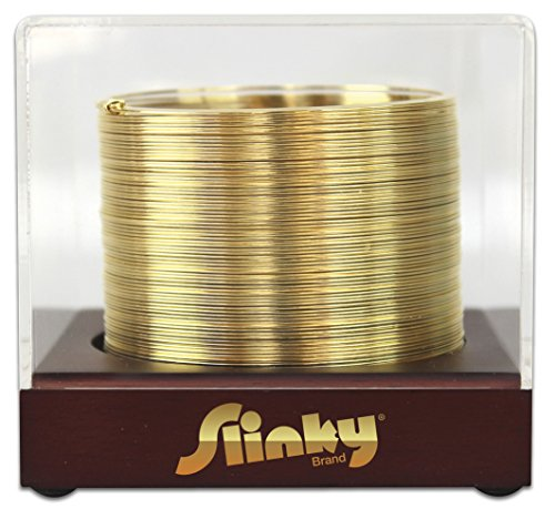 The Original Slinky Brand 14 Karat Gold Plated Slinky