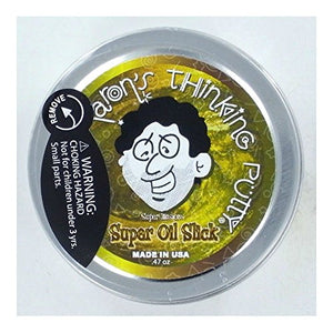 "2"" Inch Crazy Aaron Thinking Putty Tin Hand Exercise Occupational Therapy Autism (Oil Slick)"