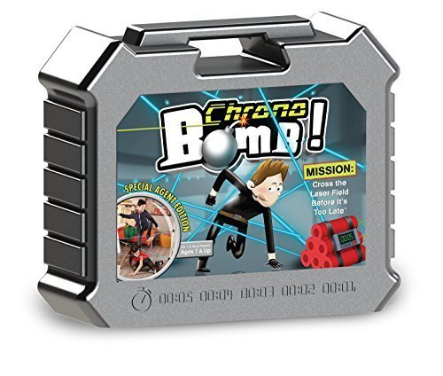 Chrono Bomb Special Agent Edition Game
