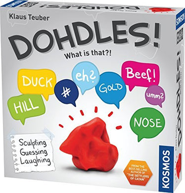 Dohdles! What is that?! by Thames & Kosmos
