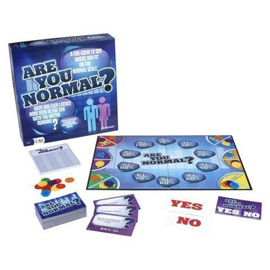 New Are You Normal? Board Game