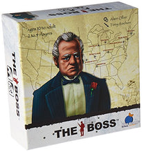 BLUE ORANGE GAMES The Boss Card Game