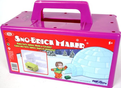Sno-Brick Maker - Pink