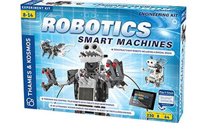Thames & Kosmos Robotics: Smart Machines Science Kit by Thames & Kosmos