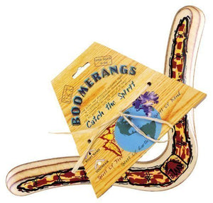 Boomerang - Spirit of Fire (left handed) by Channel Craft