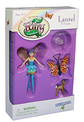 'My Fairy Garden' Fairy & Friends Playset (Laurel & Fauna)