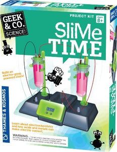 Thames & Kosmos Geek & Co.Slime Time by Thames & Kosmos