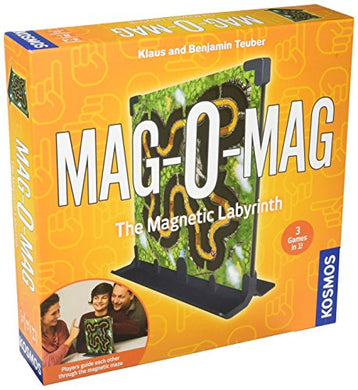 Thames & Kosmos Mag-O-Mag (The Magnetic Labyrinth) Game
