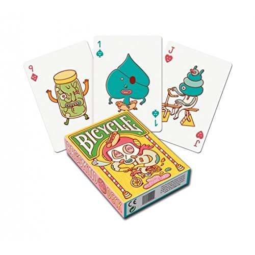 Bicycle Brosmind Playing Cards by Bicycle