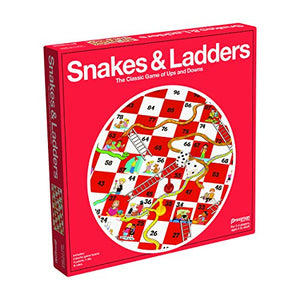 Pressman Toys Snakes & Ladders Game (6 Player)