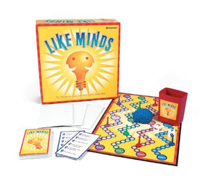 Like Minds Board Game by Pressman Toy