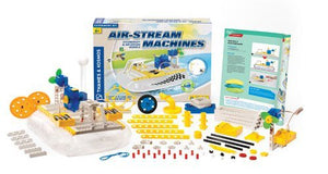 Thames and Kosmos Air-Stream Machines Science Kit by Thames & Kosmos