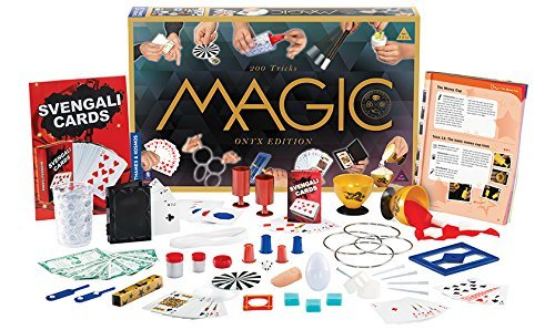 Thames & Kosmos Magic: Onyx Edition Playset with 200 Tricks by Thames & Kosmos