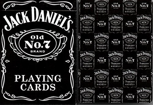 Jack Daniel's Playing Cards by Jack Daniel's