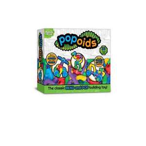 Popoids - 30-Piece Toy Kit
