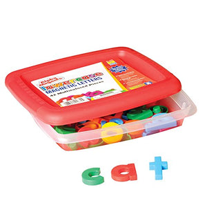 Alphamagnets Lowercase 42 Pcs Multicolored