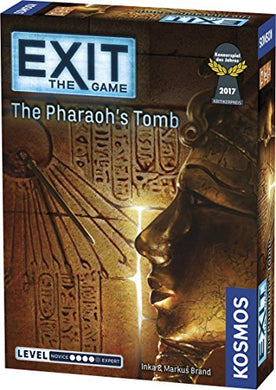 Thames & Kosmos Exit: The Pharaoh's Tomb Game